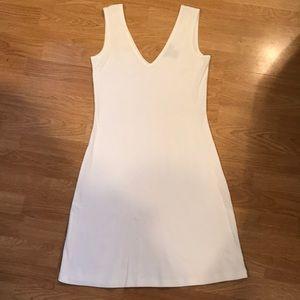 Victoria's Secret V-neck white dress